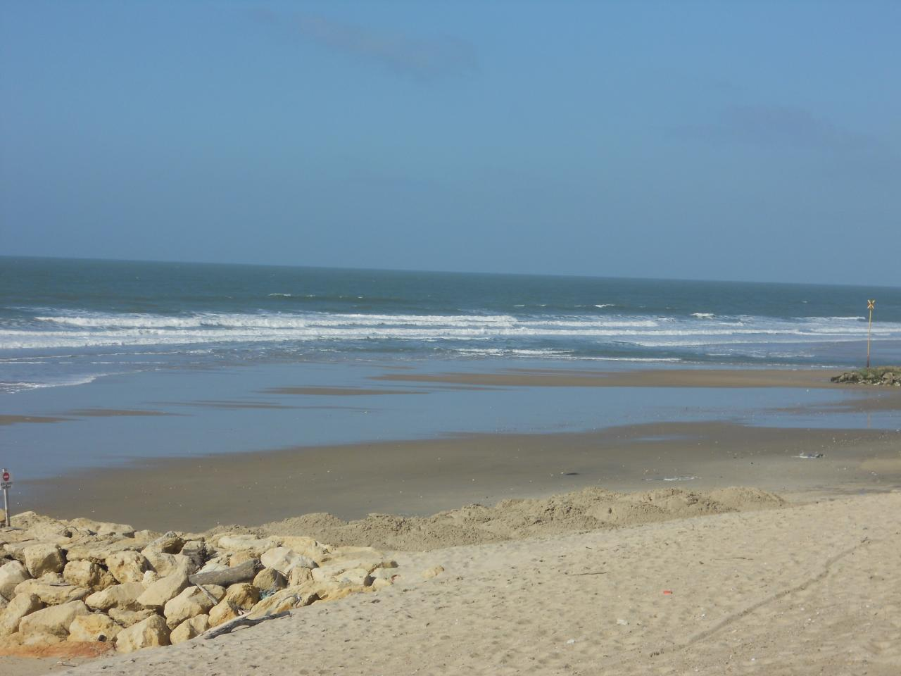 La plage de Montalivet